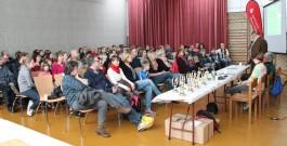 Kreistag am 13.02.2016 in Odernheim / Absage der Kampfrichter Neuausbildung