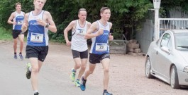 Ergebnisse BK Street Run